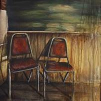 Jessica Dowell - Lonely Chairs - Spoon River Valley