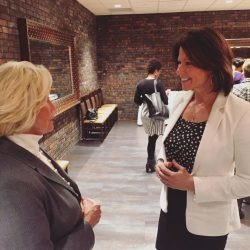 As an advocate for female-owned small businesses and closing the gender wage gap, Cheri was thrilled to have the opportunity to meet Lilly Ledbetter, who spearheaded the fight for equal pay that led to the Lilly Ledbetter Fair Pay Act.