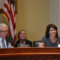 Cheri is proud to work with Democratic Whip Steny Hoyer on the Make It In America agenda, the House Democrats' ongoing plan to better address the challenges facing America's families and middle class, and make sure everyone has the opportunity to succeed.