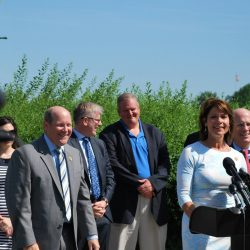 As a member of the House Transportation Committee, Cheri often works with partners across the aisle to bring necessary change to our country's transportation system. In 2015, she helped lead the fight to pass the first long-term highway funding bill in 10 years.