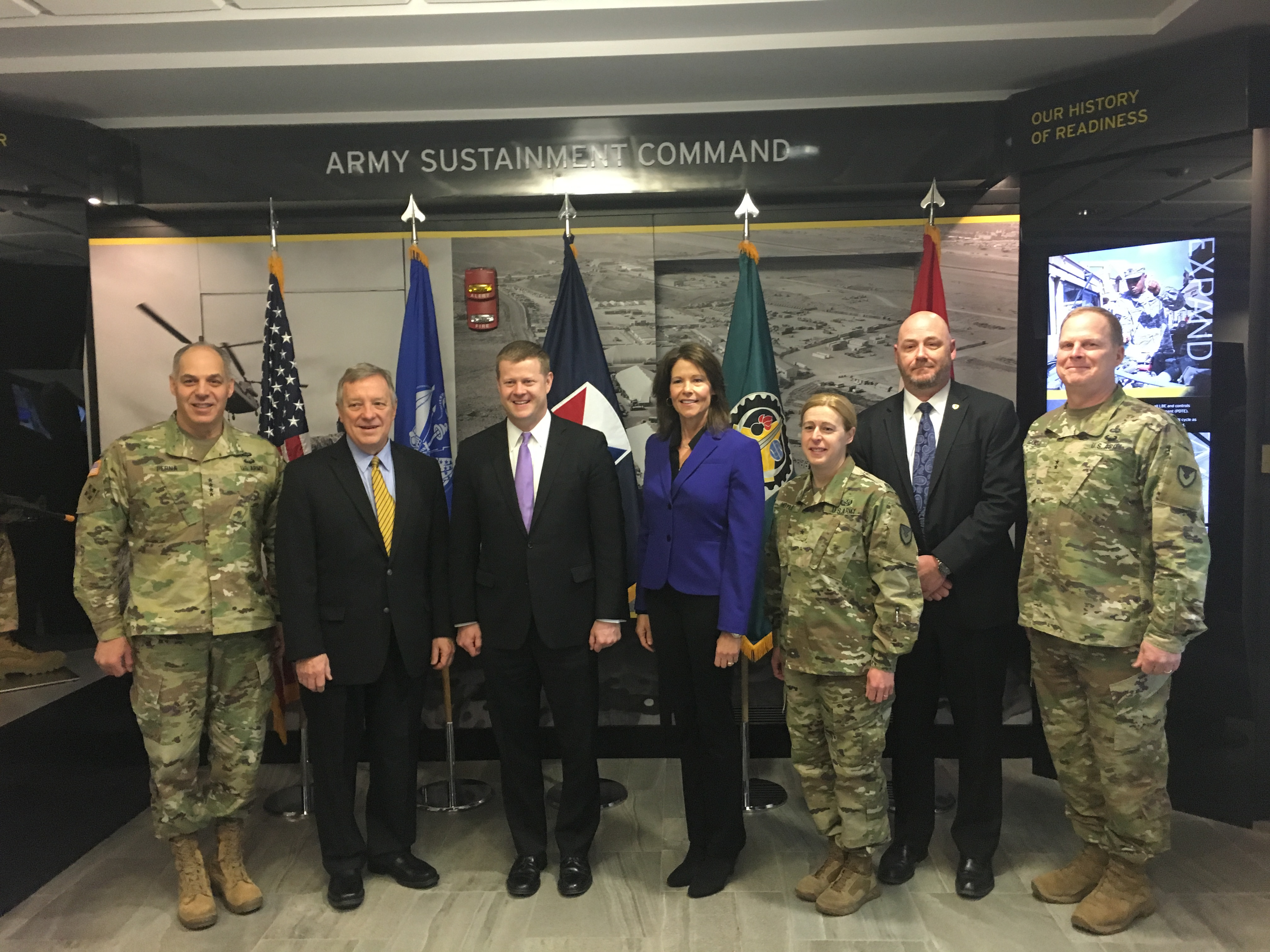 Durbin, Bustos Announce New Guidance From Army To Improve